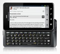 Motorola Droid 3 / Bell XT860