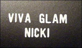 MAC Viva Glam Nicki