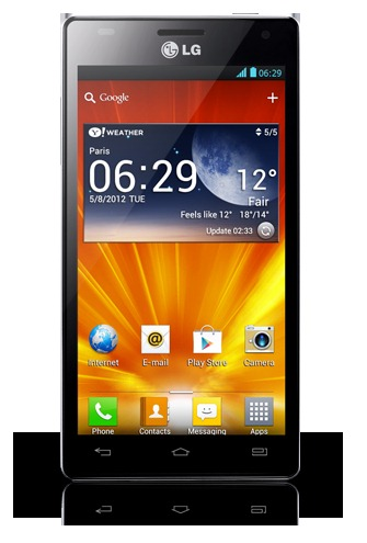 LG Optimus 4X HD Philippines