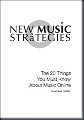 New Music Strategies FREE ebook