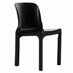 Selene stacking chair