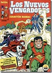 P00013 - Los Nuevos Vengadores #13