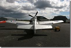 P51D Mustang Ardmore Airport