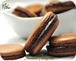 Chocolate Macaroons 1