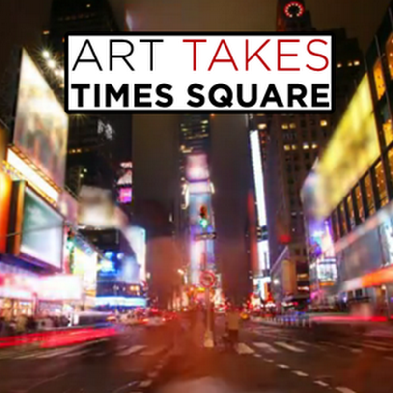 Art Takes Times Square – Facebook and Errors Support