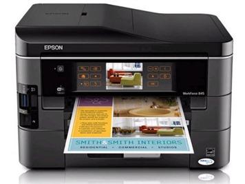 Epson WorkForce 845