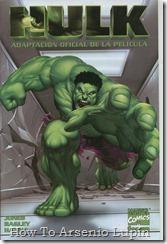 Hulk - Adaptación oficial de la película
