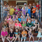 2014 VBS Express - Huntsville Baptist Church - Yadkinville - 6-10-14
