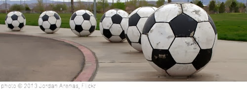 'soccer ball' photo (c) 2013, Jordan Arenas - license: http://creativecommons.org/licenses/by-sa/2.0/