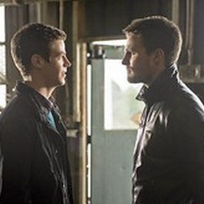 The Flash VS Arrow [Confira As Imagens do Episódio]