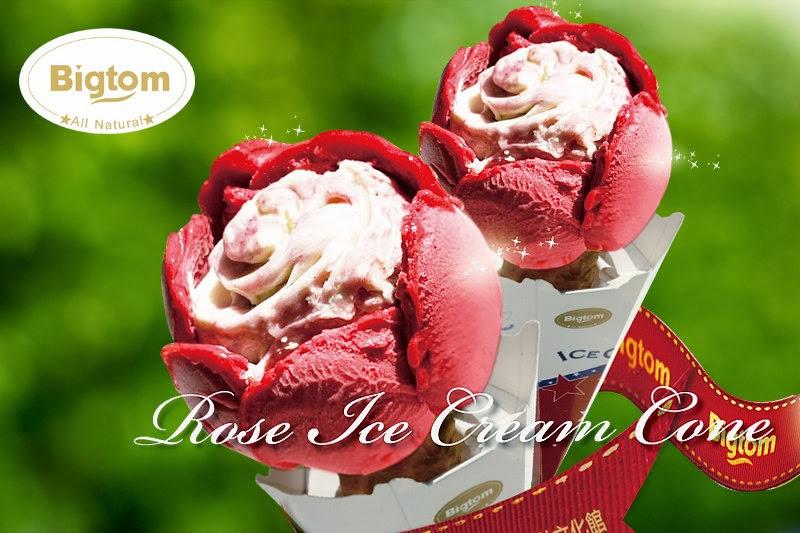 rose ice cream venice - photo#27