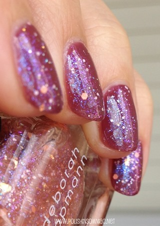 Deborah Lippmann Make Someone Happy over Let's Stay Together (Recipe for Love)