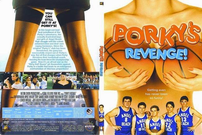 Porky's Revenge (AKA Porky's 3: Revenge) – Latino