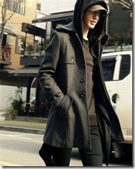 unique mens overcoat