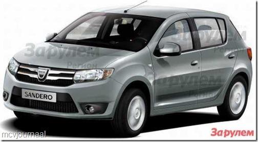 Dacia Logan - Renault Logan 2013 04
