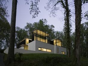 Residencia-BlackWhite-por-David-Jameson-Arquitecto