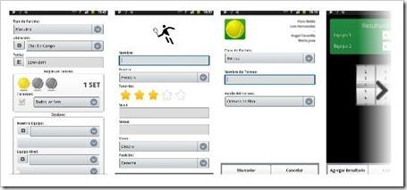 lPadel pone a su alcance una herramienta poderosa para el control / análisis de resultados de los partidos y el entendimiento mejor de su juego.