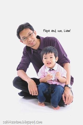 Papa & Liam
