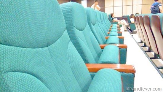 DLSHSI auditorium