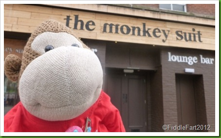 The Monkey Suit Exeter