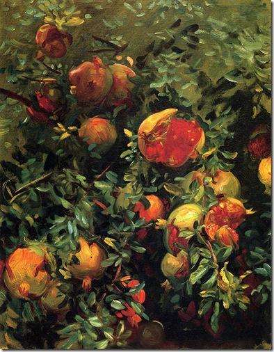 Sargent-John-Singer-Pomegranates