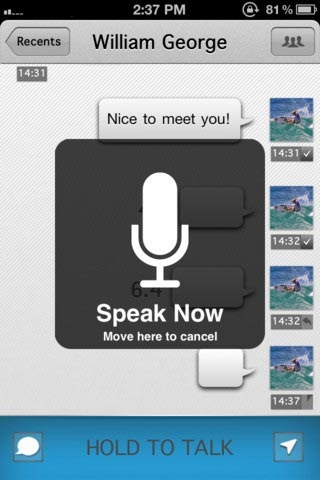 TalkBox-Voice-Messenger