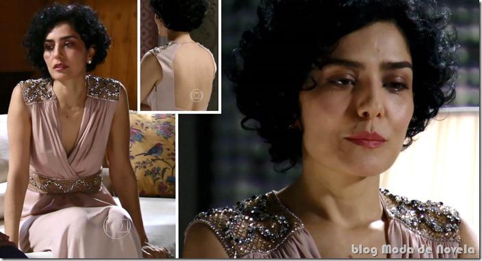 ... Charlene e Verônica no casamento da Lara Keller na novela Sangue Bom