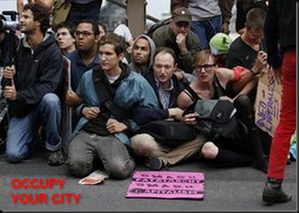 OCCUPY YOUR CITY