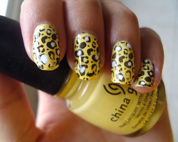 Animal_print_nails_5 Leopard Print Nail Design