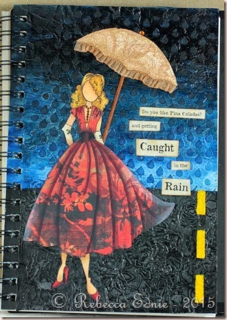 pina colada journal page