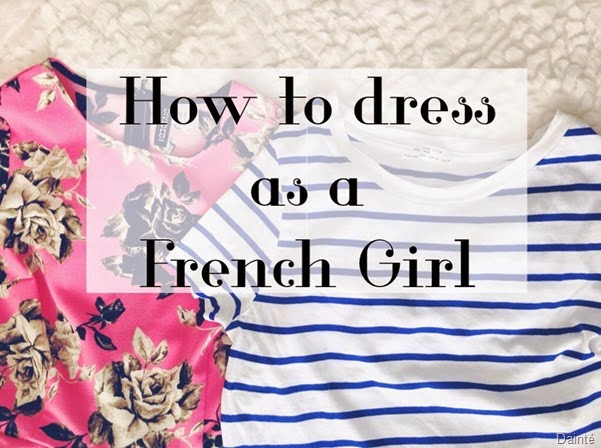 how to dress as a french girl paris dainte spela seserko