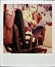 jamie livingston photo of the day September 21, 1984  ©hugh crawford