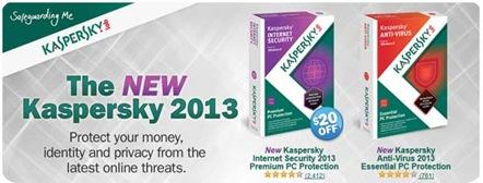 Kaspersky 2013 Free Antivirus 2013 Download Offline Installer For Windows PC