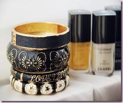 bracelets and polish