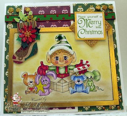 Elf Surprise 2012