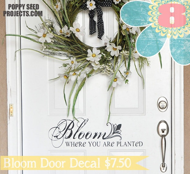 Super-saturday-craft-ideas-spring-decorating-ideas-bloom-vinyl-decal