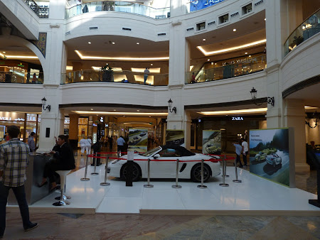 Obiective turistice Dubai: Mall of the Emirates