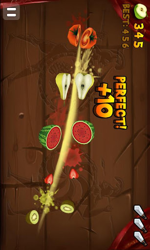 fruit-slice for android screenshot