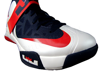 nike zoom soldier 6 gr usa basketball 1 08 Detailed Look at Soldier VI USAB Thats Just Released at Nikestore