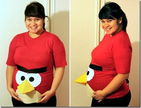 Embarazadas disfrazadas  (9)