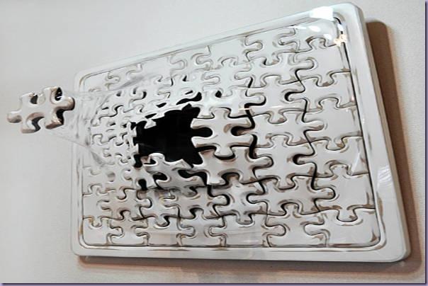 Arte-3D-Yuki-Matsueda-Quebra-Cabeça