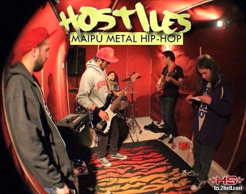 hostiles band