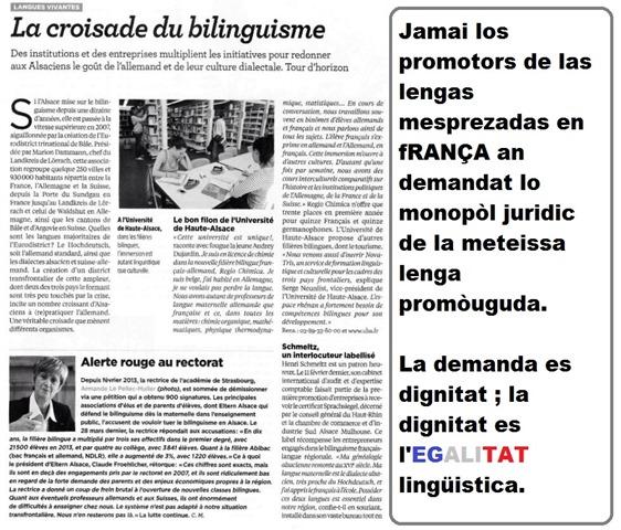 Crozada lingüistica
