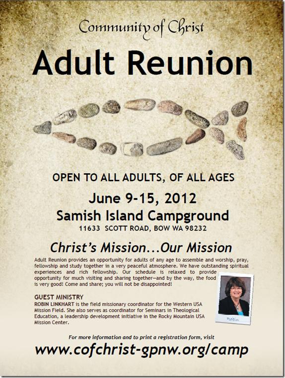 Adult Reunion 2012
