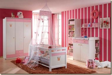 decoración de dormitorios de bebes7
