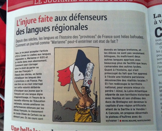 Publicat per Marianne Langues régionales