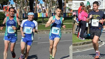 Maraton de La Coruña 2013