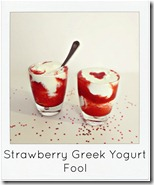 strawberry fool for valentines day