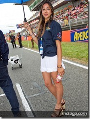 Paddock Girls Gran Premi Aperol de Catalunya  03 June  2012 Circuit de Catalunya  Catalunya (12)