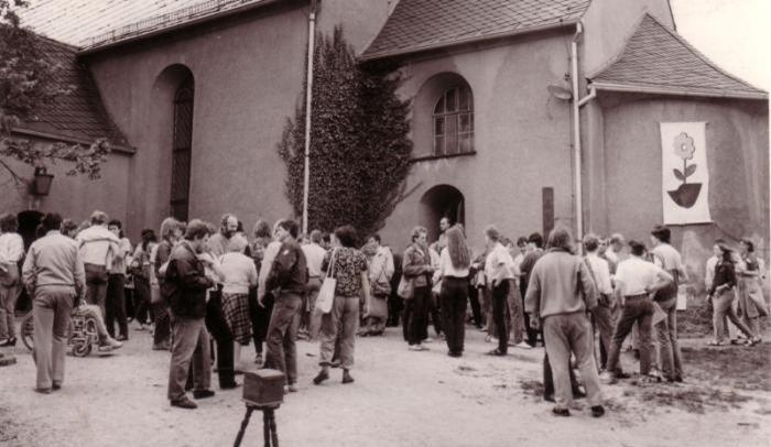 Freie Presse: Christlichen Friedenssemniar Königswalde
